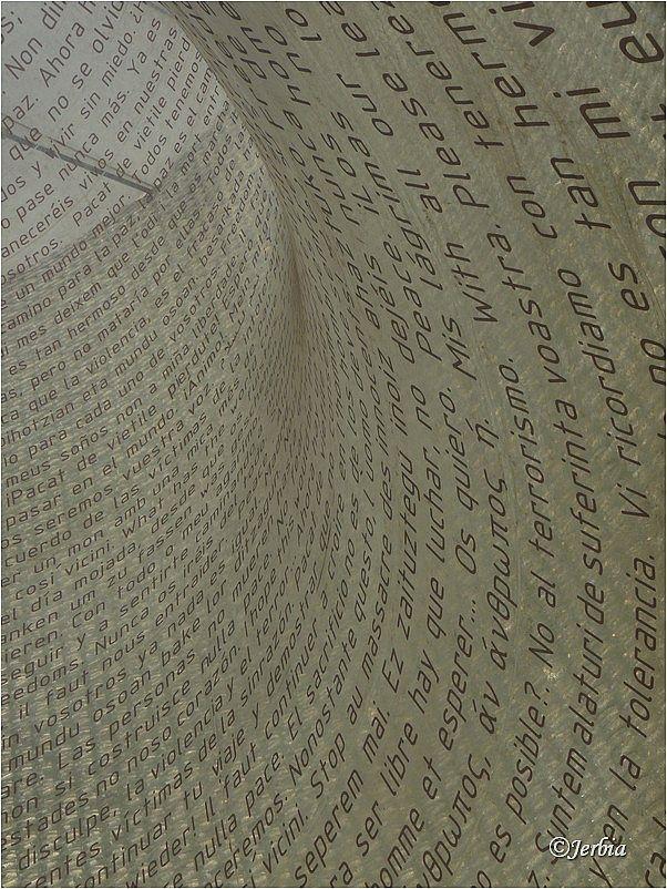 Monument slachtoffers 11 maart 2004 Atocha
