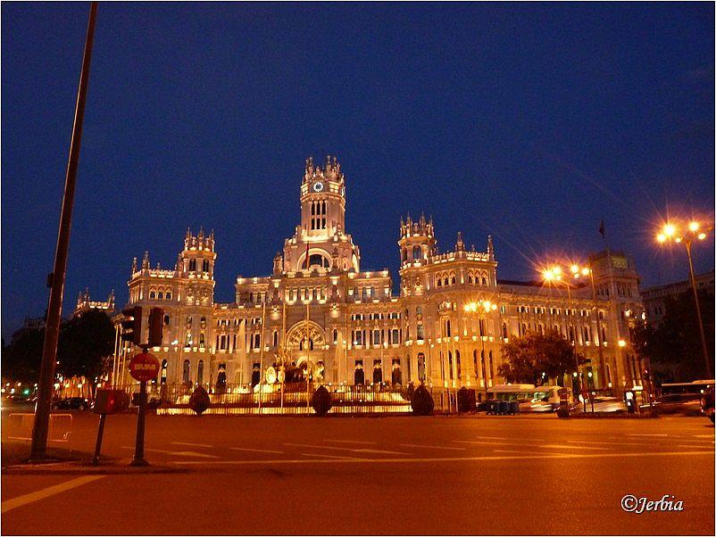 Plaza Cibeles Madrid