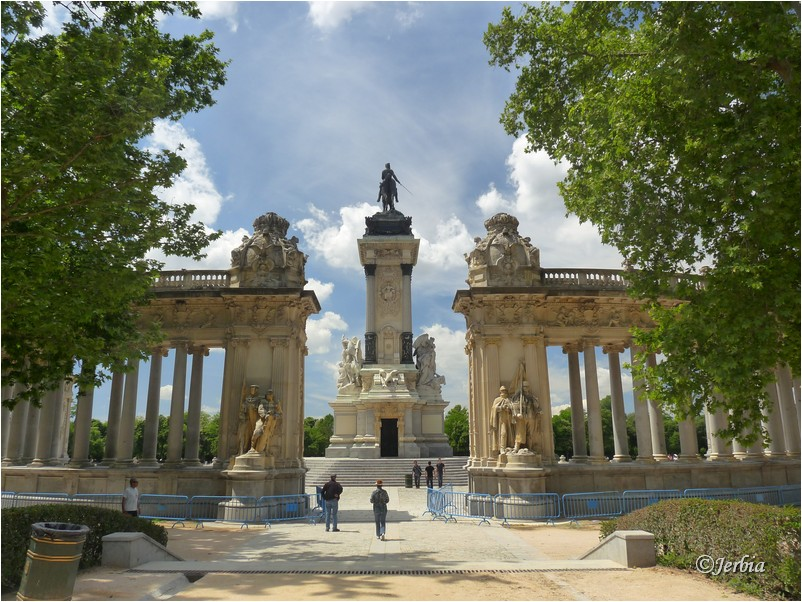 Monument Alfonso XII
