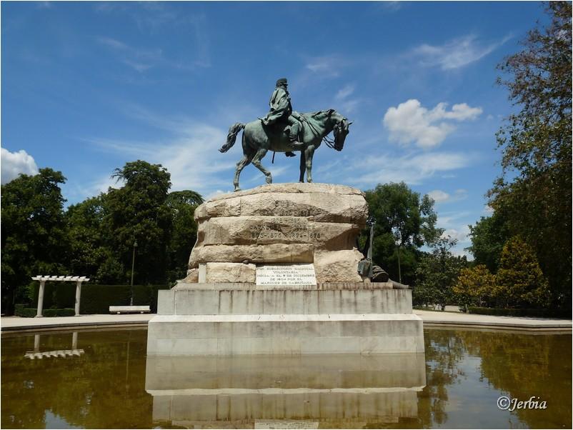 Monument Generaal Arsenio Martínez-Campos