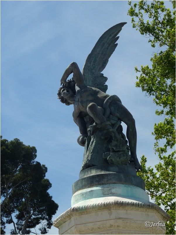 El Angel Caído